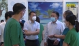 Bắc Giang hỗ trợ tỉnh Long An chống dịch Covid- 19
