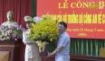 Bổ nhiệm Phó Giám đốc Công an tỉnh Bắc Giang