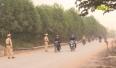 Đảm bảo trật tự giao thông trên đường gom cao tốc Hà Nội - Bắc Giang