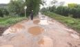 Dân khổ vì đường xuống cấp nghiêm trọng