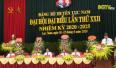 Khai mạc Đại hội Đại biểu Đảng bộ huyện Lục Nam lần thứ 22
