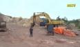 Khó khăn về nguồn đất san lấp tại một số công trình, dự án