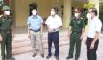 Kiểm tra công tác phòng, chống dịch tại huyện Sơn Động