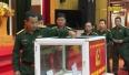 Lực lượng vũ trang hướng về đồng bào miền Trung