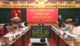 Phiên họp thường trực HĐND tỉnh tháng 2/2021