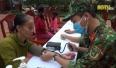 Quân đoàn 2 giúp đỡ người dân Quảng Trị khắc phục hậu quả mưa lũ