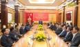 Thường trực Tỉnh ủy gặp mặt Lãnh đạo, Quản lý nghỉ công tác năm 2020