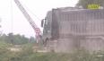 Yên Dũng: Xe trọng tải lớn vi phạm an toàn tuyến đê