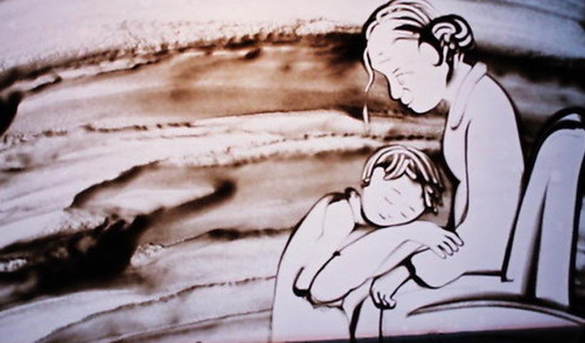 Kể chuyện cổ tích: Chuyện kể về người mẹ