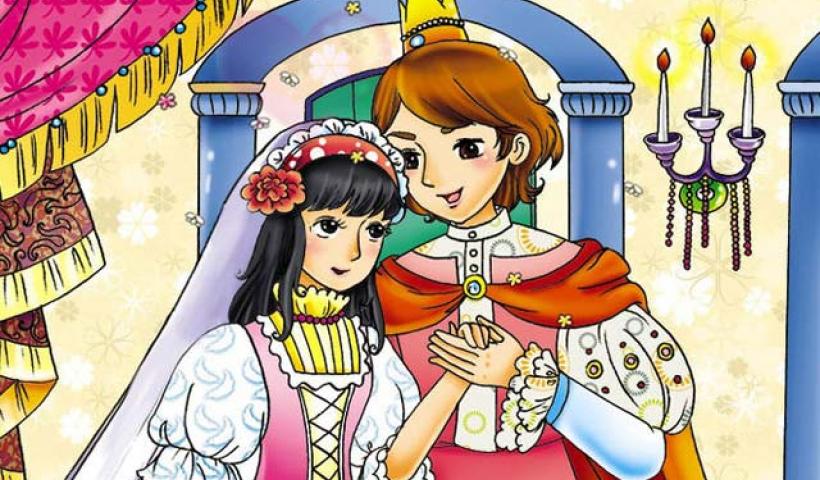 Kể chuyện cổ tích: Cô dâu đích thực