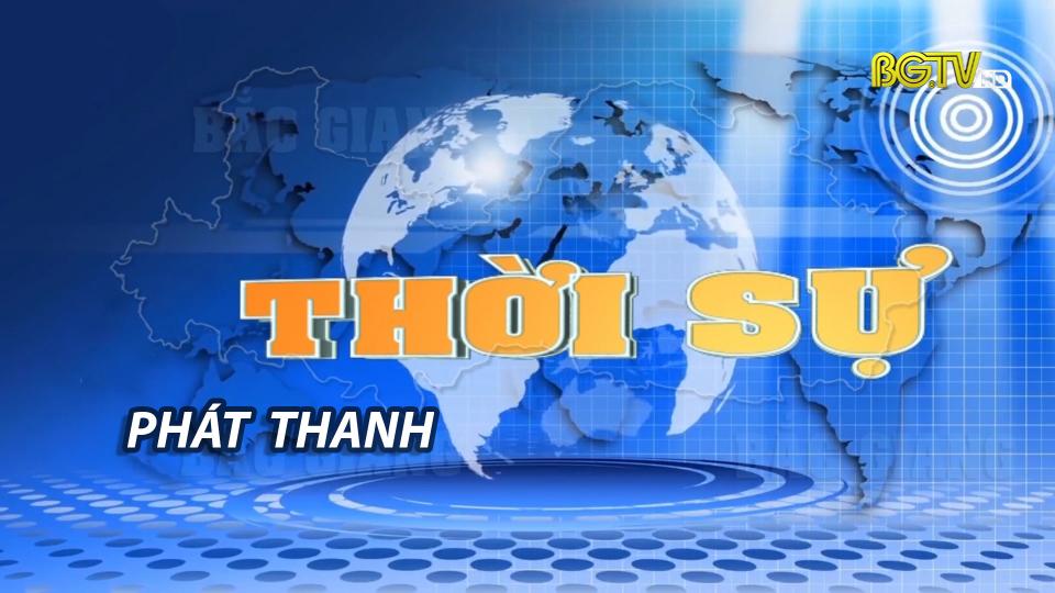 Thời sự Bắc Giang ngày 24 - 11 - 2020