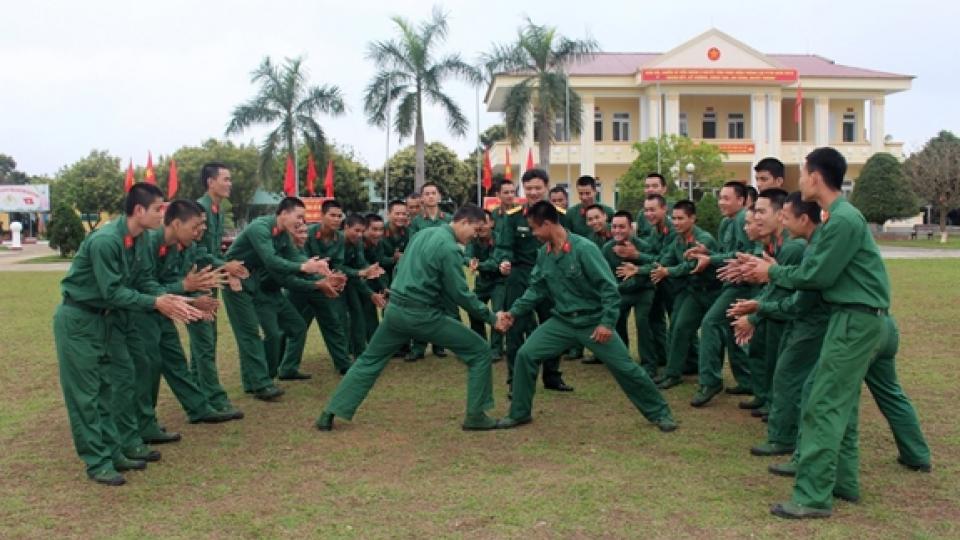 Văn hóa và Du lịch: Nâng cao đời sống văn hóa văn nghệ trong đơn vị Quân đội