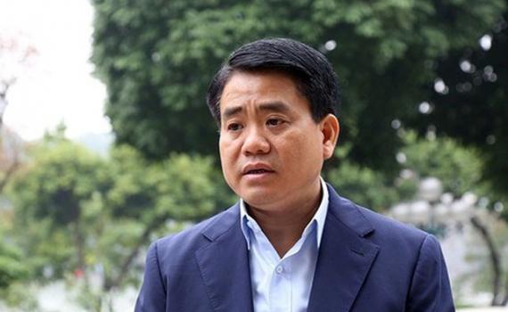 """Truy tố cựu Chủ tịch Hà Nội tội """"Chiếm đoạt tài liệu bí mật nhà nước"""""""