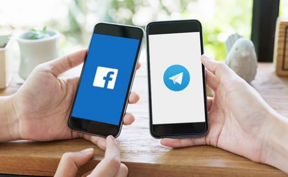 Hơn 500 triệu tài khoản Facebook bị rao bán trên Telegram