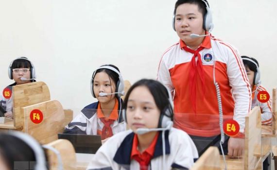 Khắc phục khó khăn, giáo dục Thủ đô khẳng định vị thế đầu tàu