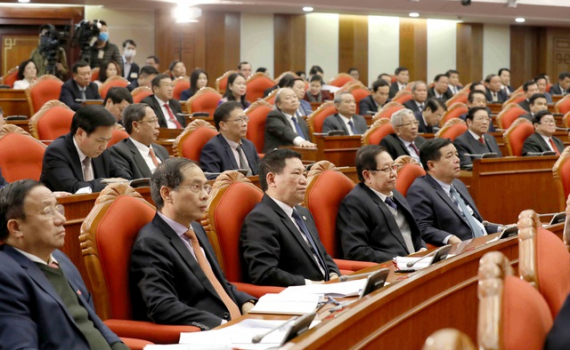 Nhân sự đề cử chức danh lãnh đạo chủ chốt có số phiếu tập trung rất cao