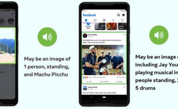 Trí tuệ nhân tạo viết caption trên Facebook, Instagram ngày càng tinh vi