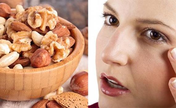 6 thực phẩm giúp giảm nếp nhăn hiệu quả
