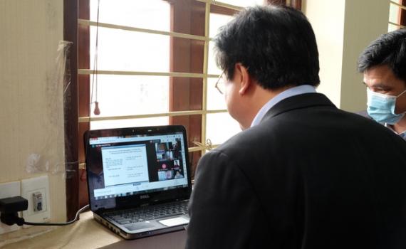 Bộ GD&ĐT xây dựng hệ thống bài giảng điện tử trực tuyến hỗ trợ nhà trường