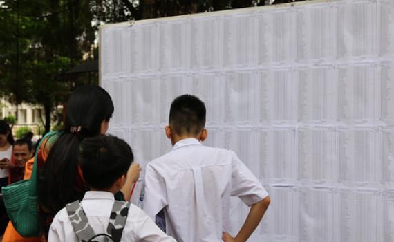 """Hà Nội: """"Phát sốt"""" với tuyển sinh lớp 6 trường """"hot"""""""