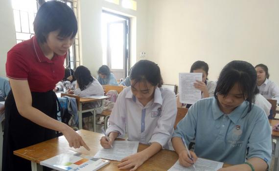 Bắc Giang: Khoanh vùng phạm vi kiến thức ôn thi tuyển sinh vào lớp 10 THPT