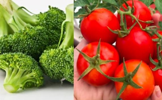 Bất ngờ với những loại thực phẩm sẵn có chống ung thư