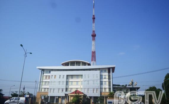 Chức năng, nhiệm vụ, cơ cấu tổ chức, bộ máy của Đài PT&TH Bắc Giang