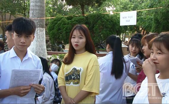 Bắc Giang: Chính thức có 19 thí sinh không dự thi tốt nghiệp THPT đợt I