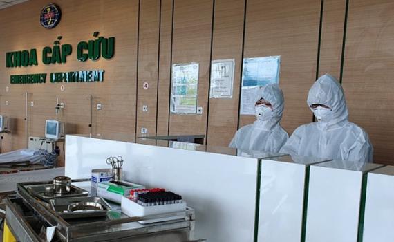 Bộ Y tế điều động khẩn các bệnh viện tuyến trên chi viện Quảng Nam, Huế