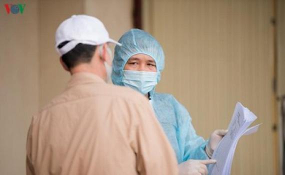 Thêm 20 ca mắc Covid-19 liên quan đến Đà Nẵng và 1 ca bệnh xâm nhập