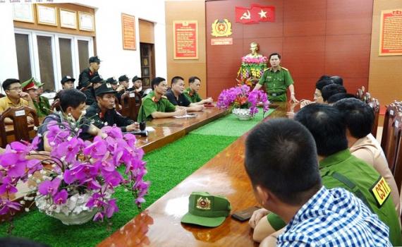 """Điều động 120 công an phá vụ đánh bạc """"khủng"""" hơn 1.000 tỉ đồng ở Quảng Bình"""