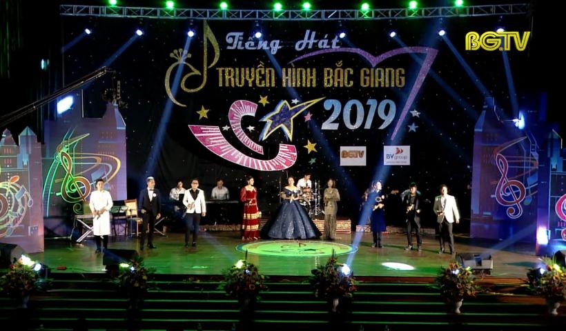 Ca nhạc: Chung kết - Tiếng hát truyền hình Bắc Giang 2019