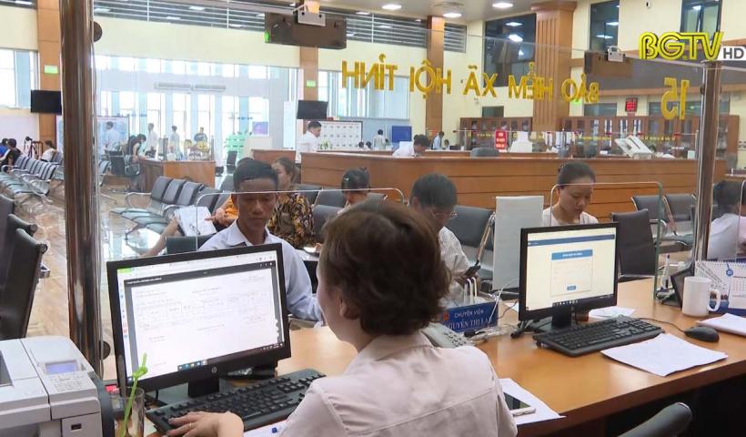 Cải cách hành chính: Bắc Giang đẩy mạnh thanh toán trực tuyến các dịch vụ công
