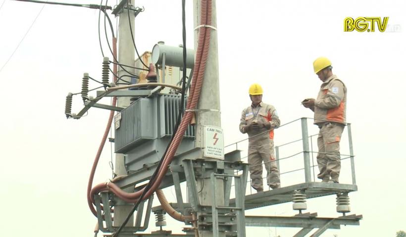 Điện với sản xuất và đời sống: Đảm bảo cấp điện phục vụ Tết