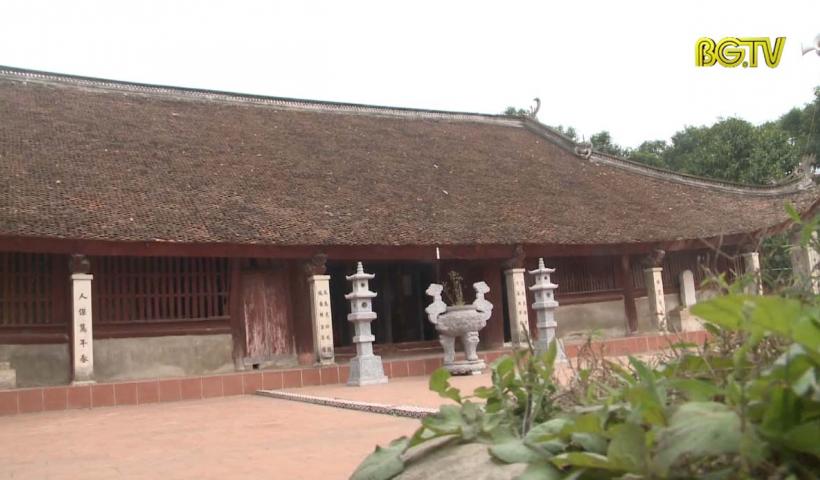Nét kiến trúc nghệ thuật Đình Hương Câu