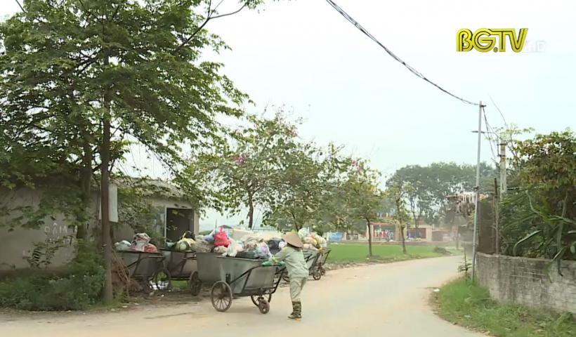 Việt Yên: Nâng cao nhận thức, trách nhiệm trong công tác bảo vệ môi trường