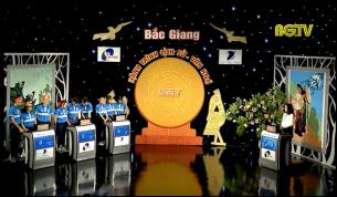 """Gameshow """"Bắc Giang – Hành trình Lịch sử, Văn hóa"""" Bán kết 1 (năm thứ 4): Ngày 26 - 01 - 2019"""