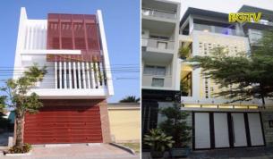 Kiến trúc nhà hướng Tây