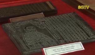 Mộc bản chùa Vĩnh Nghiêm - Kho tư liệu quý