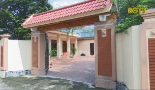 Kiến trúc ngôi nhà lưu giữ kỷ niệm