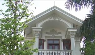 Kiến trúc Biệt thự mái Thái