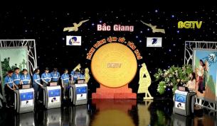 """Gameshow """"Bắc Giang – Hành trình Lịch sử, Văn hóa"""" Bán kết 2 (năm thứ 4)"""