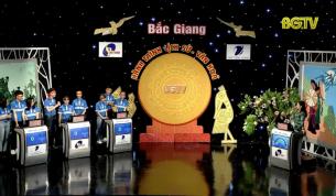 """Gameshow """"Bắc Giang – Hành trình Lịch sử, Văn hóa"""" Số 9 (năm thứ 4)"""