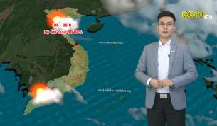 Bản tin thời tiết ngày 02 - 04 - 2021