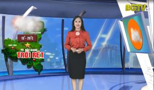 Bản tin thời tiết ngày 02 - 12 - 2020