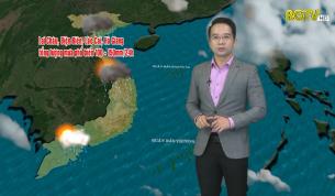 Bản tin thời tiết ngày 04 - 04 - 2021