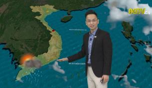 Bản tin thời tiết ngày 04 - 07 - 2021