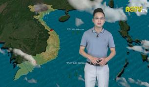 Bản tin thời tiết ngày 04 - 08 - 2020