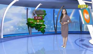 Bản tin thời tiết ngày 06 - 03 - 2021