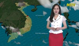 Bản tin thời tiết ngày 06 - 08 - 2020